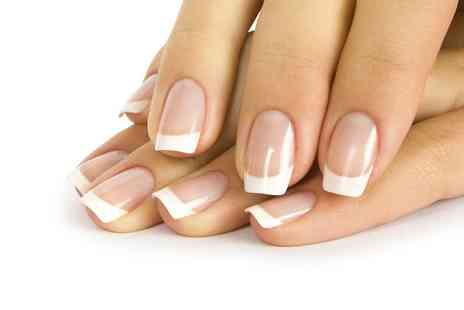 My Beauty Basics - Dashing Diva Perfect French wrap manicure - Save 43%