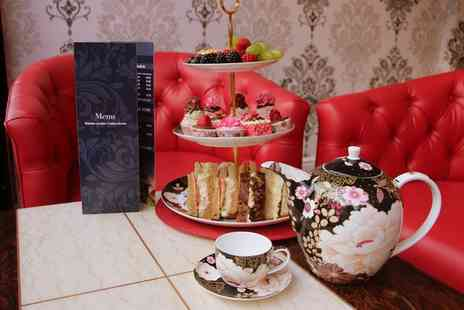 Best Western Great London Hotel - Afternoon Tea for Two or Four - Save 0%