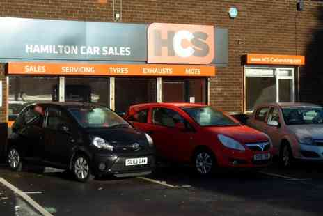 Hamilton Car Sales - Choice of Car Service and 54 Point Check - Save 0%