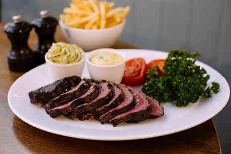 Rowley's Restaurant - Chateaubriand for two people with vegetables and unlimited fries - Save 0%