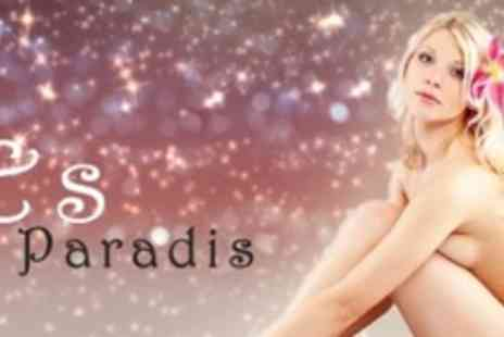 Es Paradis - 12 months of IPL Hair Removal on Up to Three Areas - Save 88%