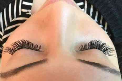 Essex Beauty - Full Set of Eyelash Extensions - Save 58%