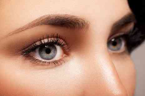 Diamontie Boutique - Eyebrow Microblading with Optional Top Up - Save 0%