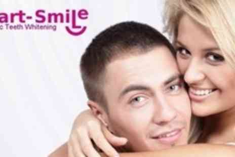 Smart Smile - Laser Teeth Whitening For One - Save 80%