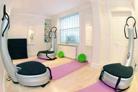 Pzazz Hair and Beauty Boutique - One Month Access to a Vibration Plate or Two or Five Individual Sessions - Save 0%