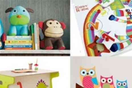 The Little Blue Owl - Voucher to Spend on Beautiful Nursery Accessories, Furniture and Gifts  - Save 50%