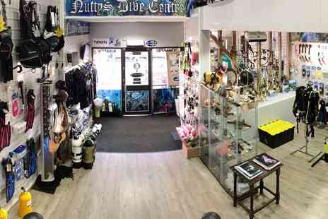 Nuttys Dive Centre - Try Dive for One or Two - Save 0%