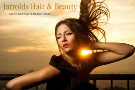 Jarrolds Hair and Beauty - Wash,Cut and Head Massage Plus Hydrating Conditioning Treatment for £22 - Save 71%
