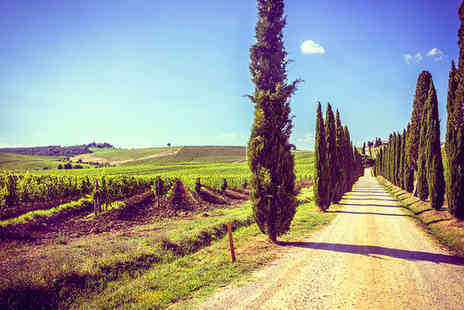 Gourmet Tuscany - Seven nights Stay in a Standard Room - Save 30%