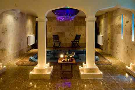 Portland Hall Spa - Spa Package for 2, Hot Stone Massage, Facial and Prosecco - Save 67%