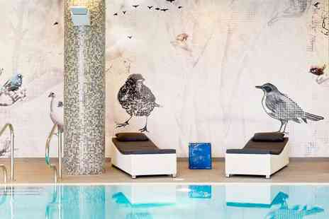 Radisson Blu Hotel - Half Day Spa Treat including Massage & Facial - Save 53%