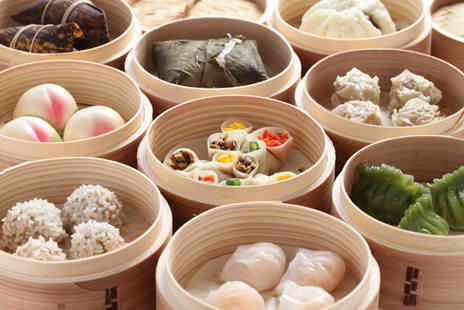 London Cookery School - 3½ hour dim sum or sushi making class with a glass of Prosecco for one or two - Save 65%