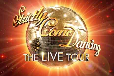 Strictly Come Dancing 2017 Tour - Strictly Come Dancing Live Tour on 20 January To 12 February - Save 0%