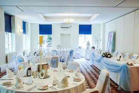 The Stuart Hotel - The Ultimate Wedding Package for 50 Day Guests and 100 Evening Guests - Save 56%