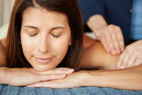 J Adore My Skin - 45 Minute or 60 Minute Aromatherapy Massage - Save 64%