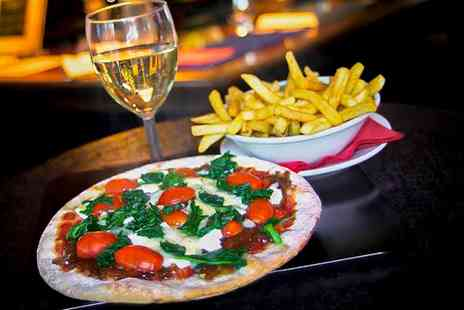 The Cavendish Arms - Pizza or Hot Dog Meal with Drink and Live Entertainment for Two or Four - Save 52%