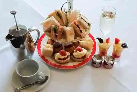 Holiday Inn - Afternoon Tea for Two with Optional Prosecco - Save 42%