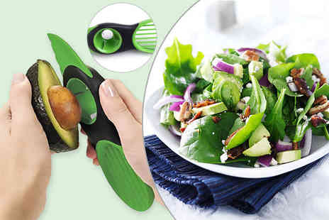 CK Collection - 3 in 1 Avocado slicer - Save 43%