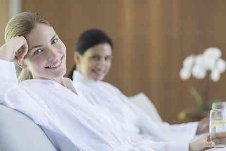 Best Western Connaught Hotel - Spa Day with Treatment, Two Course Lunch and Champagne for One or Two - Save 38%