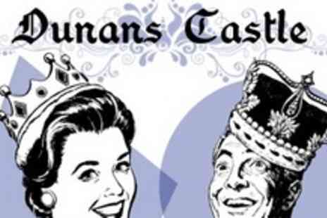 Dunans Castle - Laird and Lady Decorative Title With Deed of Entitlement - Save 56%