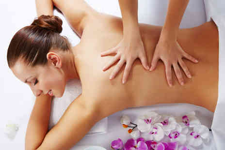 Scissorz Hair & Beauty - 90 minute pamper package of full body massage and 30 minute deep cleansing facial - Save 0%