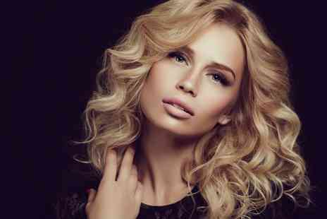 Virtues Hair Studio - Cut, Blow Dry with Conditioning Treatment and Optional Half Head of Highlights - Save 0%