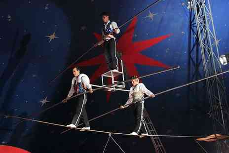 Santus Circus - Santus Circus on 12 To 16 October in Collier Row - Save 50%