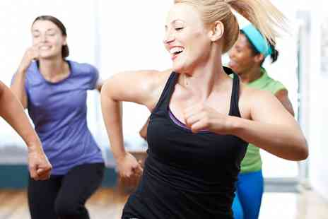 The London Dance - Zumba Fitness Five or Ten Classes - Save 84%