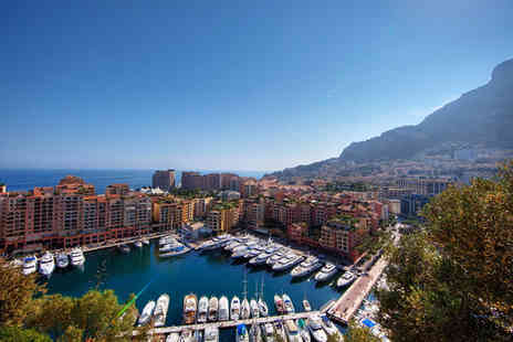 Hotel Columbus Monte Carlo - Three Star 2 nights Stay in a Deluxe Room - Save 70%