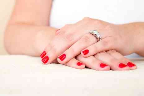 Marias Hair and Beauty - Gel Manicure, Pedicure or Both - Save 0%