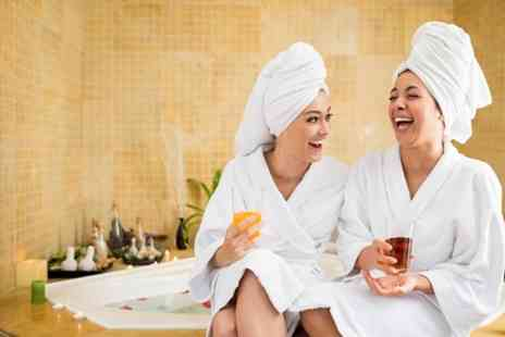 Bannatyne Health Club - Pick and Mix Pamper Day for Two - Save 51%