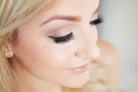 Allure By Suzie - Full Set of Individual Semi Permanent Eyelash Extensions - Save 60%