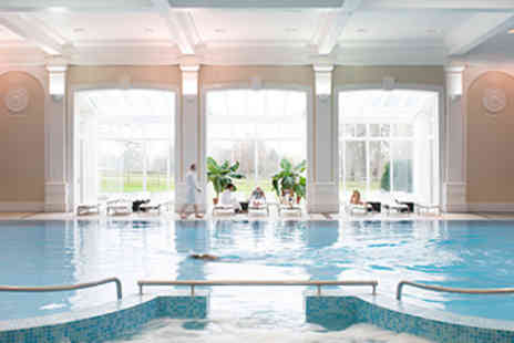 Henlow Grange - Champneys Spa Day with Afternoon Tea for Two