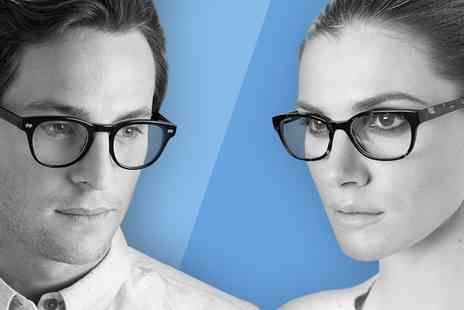 Glasses Direct - Two Pairs of Glasses - Save 61%