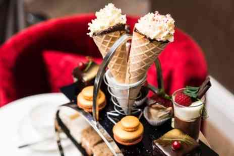 Xenia Hotel - Chocolate Delight Afternoon Tea for Two with Optional Glass of Prosecco Each - Save 50%