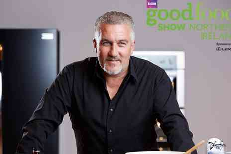 BBC Good Food Show - BBC Good Food Show Northern Ireland on 14 October - Save 0%