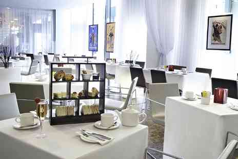 PIMA Bar - Afternoon Tea with Bubbly for Two or Four - Save 42%