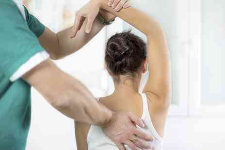 Holistic Healthcare Clinics - Chiropractic Consultation with Two Treatments - Save 80%