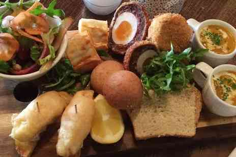 Hengist - Winter Warmer Platter for Two or Four - Save 0%