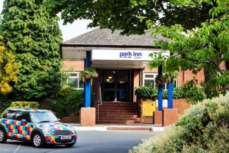 Park Inn by Radisson - One or Two Nights Stay for Two with Breakfast and Wine with Option for Dinner - Save 0%