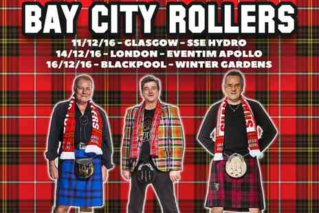 Cuffe and Taylor - Bay City Rollers on 11 To 16 December - Save 0%