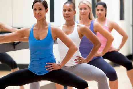 Inner Strength Barre And Pilates Academy - Six One Hour Barre or Pilates Classes - Save 50%