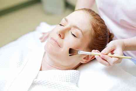 J Adore My Skin - 30 Minute Facial and a 30 or 45 Minute Swedish Massage - Save 72%