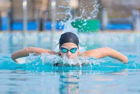 MoveGB - 10 MoveGB swim and gym passes at over 50 locations across London - Save 84%