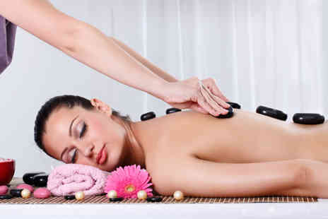 Escape Beauty Lounge - Choice of massage and deep cleansing facial - Save 78%