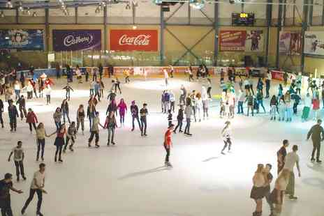 National Ice Centre - Family Ice Skating for Up to Four - Save 63%