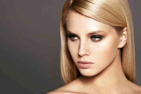 Bonhams Salon - Wash, Cut and Blow Dry with Optional Conditioning Treatment or Full Head Colour - Save 56%