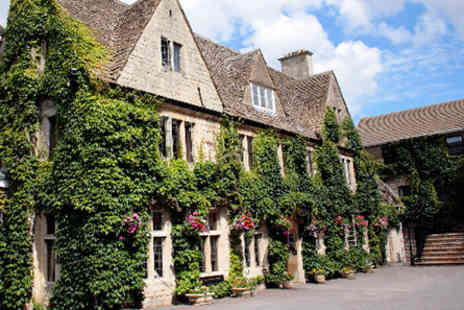 Hatton Court Hotel - One Night Cotswolds Break for Two - Save 25%