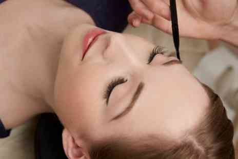 Coco Hair and Beauty - Semi Permanent Eyebrows Microblading Technique with Top Up - Save 0%