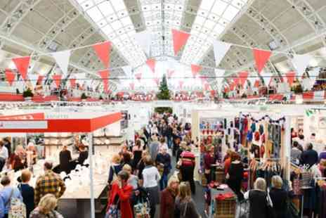 Country Living Christmas Fair - Country Living Christmas Fair Ticket for One or Two on 9 to 13 November - Save 8%